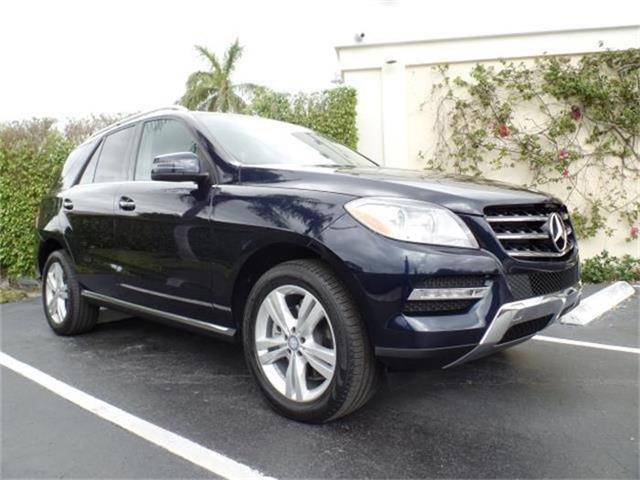 2014 Mercedes-Benz ML350 | 779326