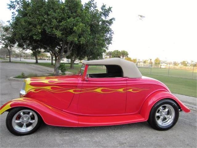 1934 Ford Cabriolet | 779335