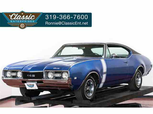 1968 Oldsmobile Cutlass | 779380