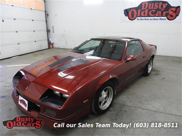 1987 Chevrolet Camaro | 779426