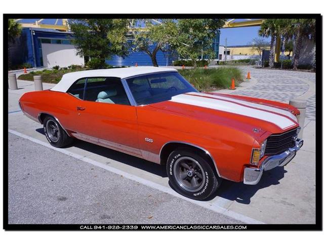 1972 Chevrolet Chevelle | 779449