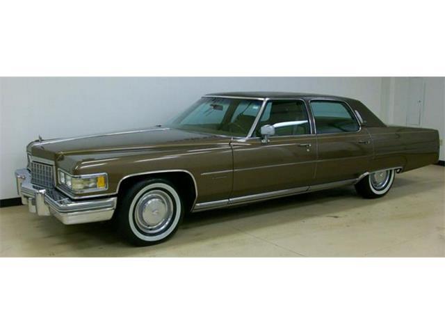1976 Cadillac Fleetwood Brougham | 779496