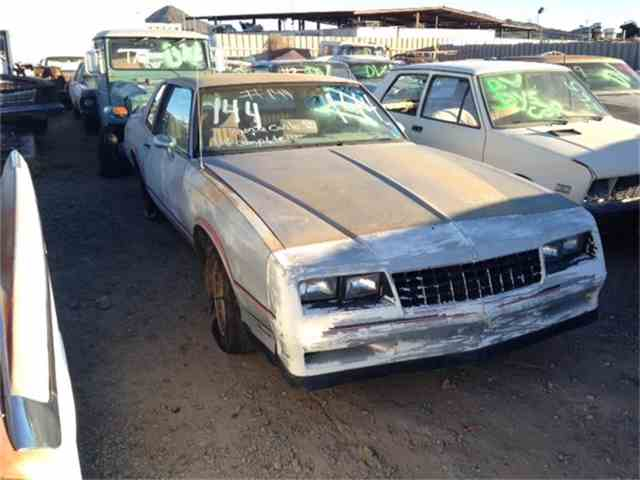 1985 Chevrolet Monte Carlo SS | 779511
