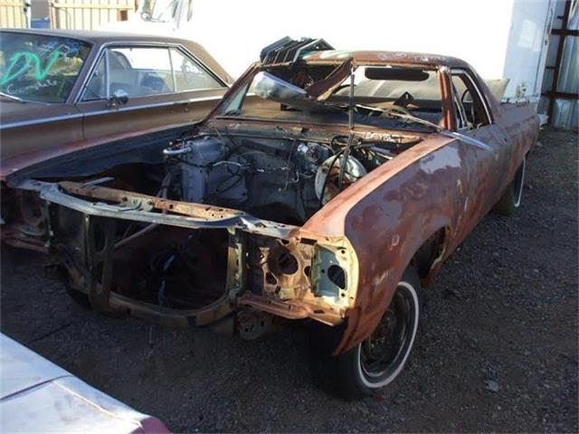 1971 Chevrolet El Camino | 779512