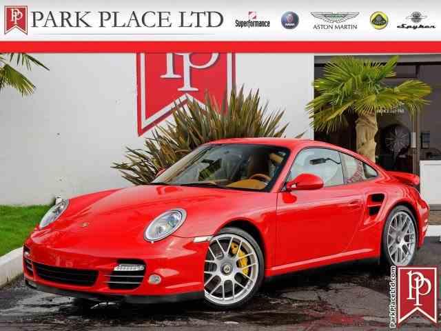 2011 Porsche 911 | 779540