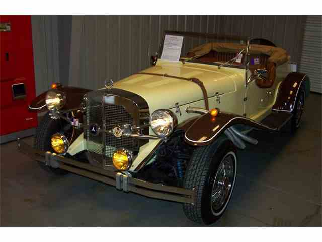1929 Mercedes-Benz Gazelle | 779580