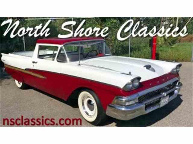 1958 Ford Ranchero   779623
