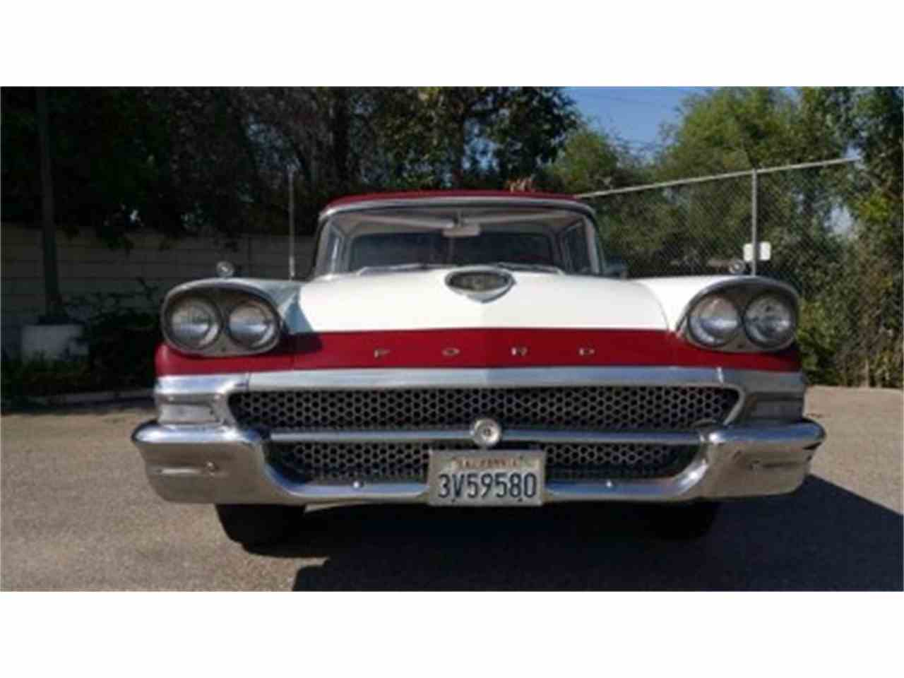photo 5 - 1958 Ford Ranchero For Sale
