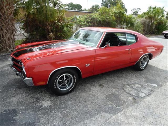 1970 Chevrolet Chevelle SS | 779634