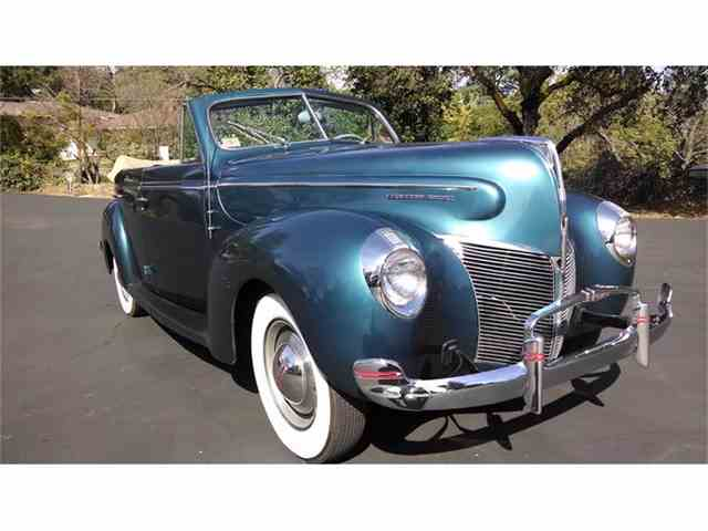 1940 Mercury Roadster | 779643