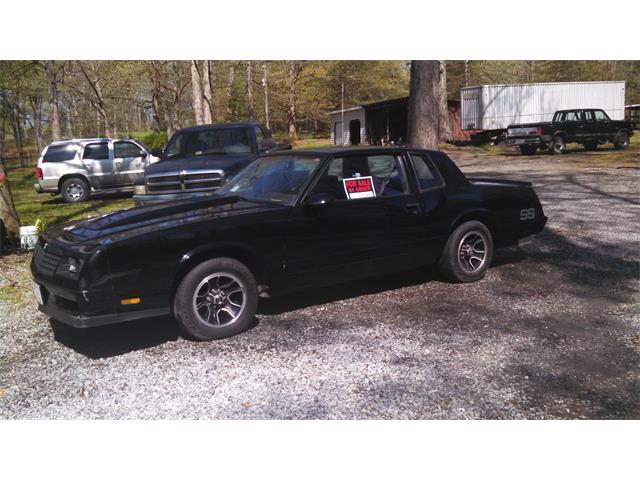 1986 Chevrolet Monte Carlo SS | 779648