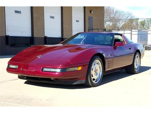1993 Chevrolet Corvette 40th Anniversary | 779683