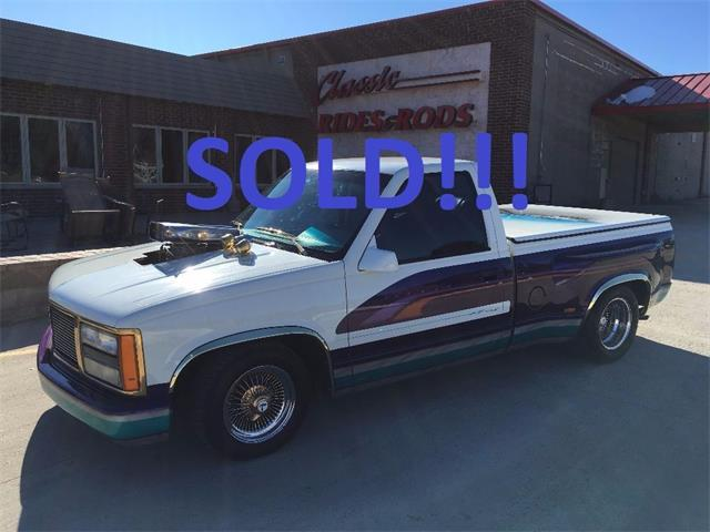 1993 GMC Sierra | 779701