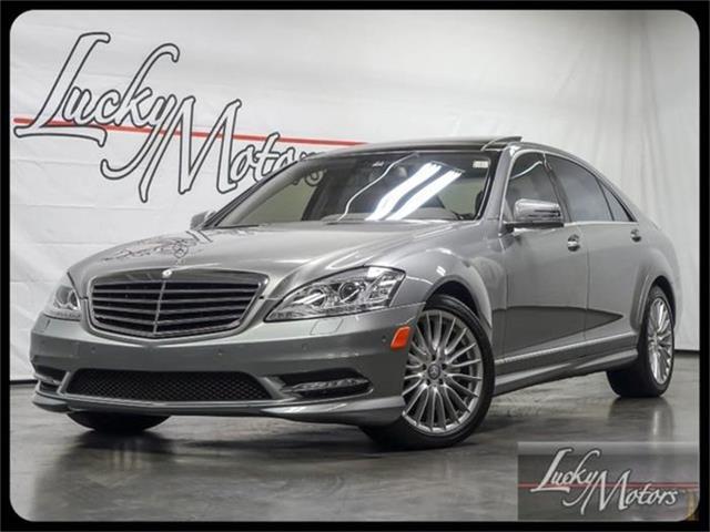 2013 Mercedes-Benz S-Class | 779724