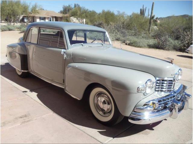 1946 Lincoln Continental | 779730