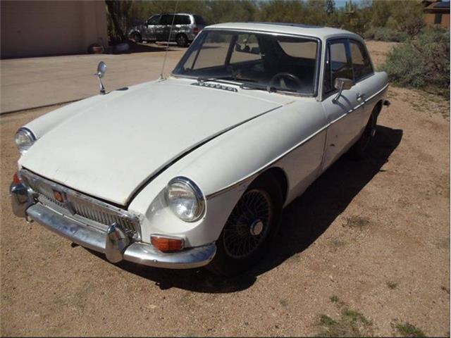 1968 MG BGT | 779736