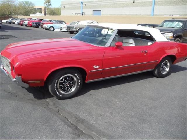 1972 Oldsmobile Cutlass | 779741