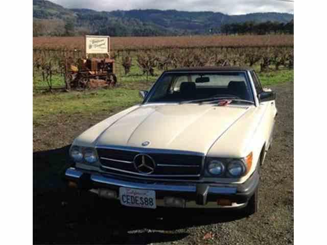 1988 Mercedes-Benz 560SL | 779746