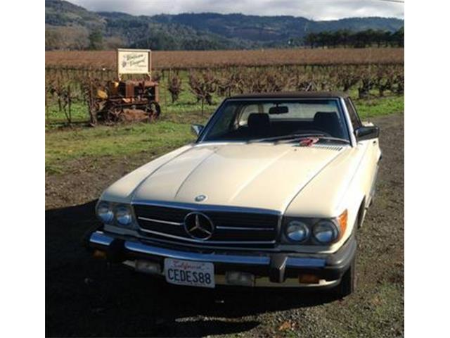 1988 Mercedes-Benz 560SL | 779746