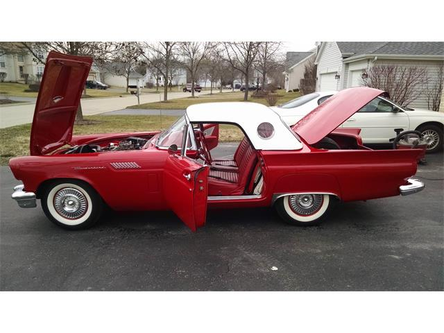 1957 Ford Thunderbird | 779752