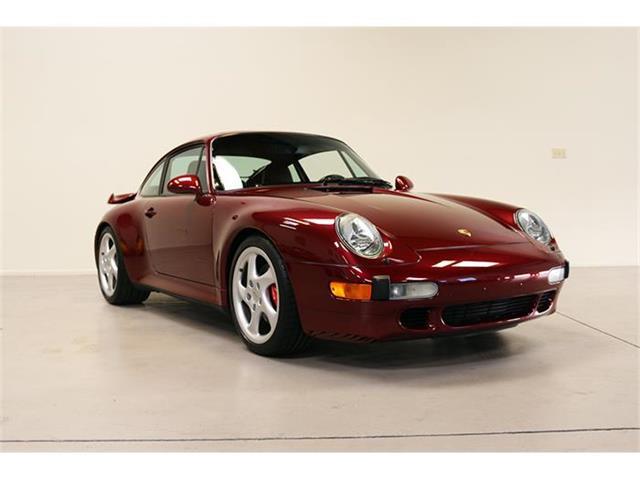 1996 Porsche 911 Turbo | 779755