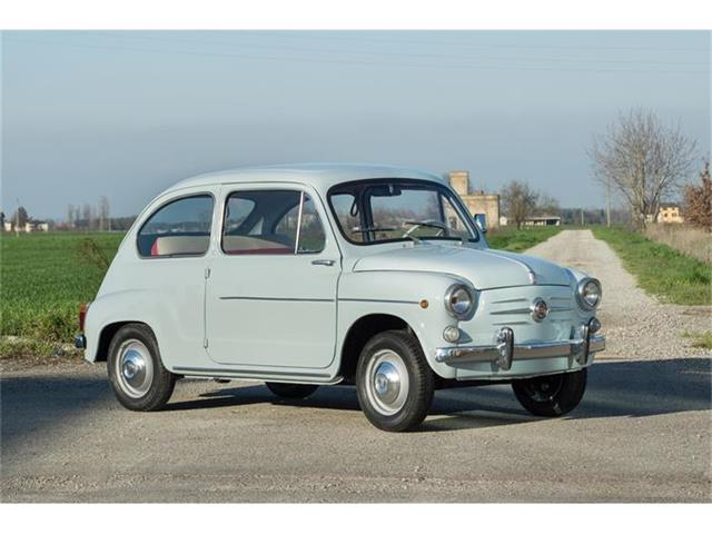 1963 Fiat 600 | 779759