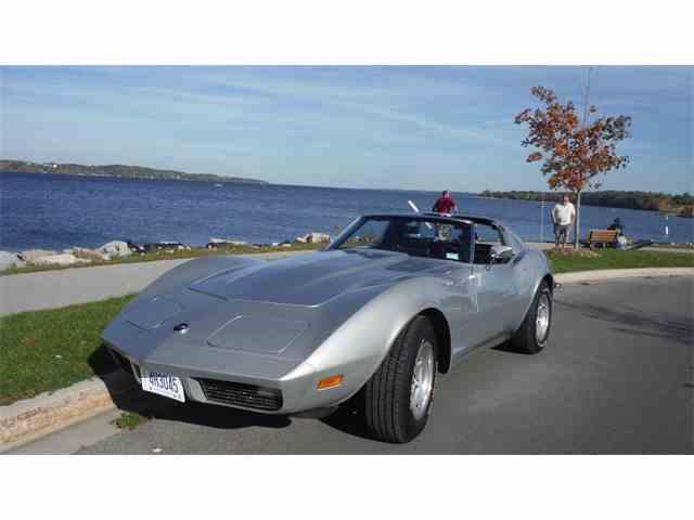 1973 Chevrolet Corvette | 779781