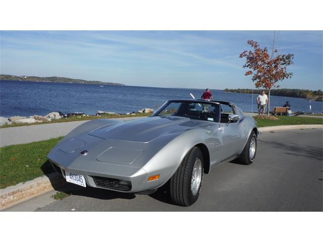 1973 Chevrolet Corvette Stingray | 779781