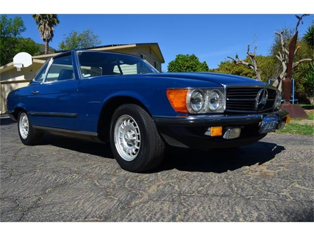1984 Mercedes-Benz 280SL | 779782