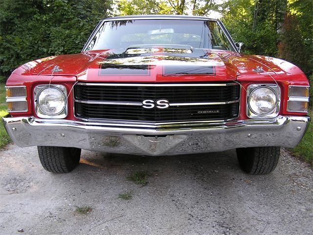 1971 Chevrolet Chevelle Malibu SS | 779784