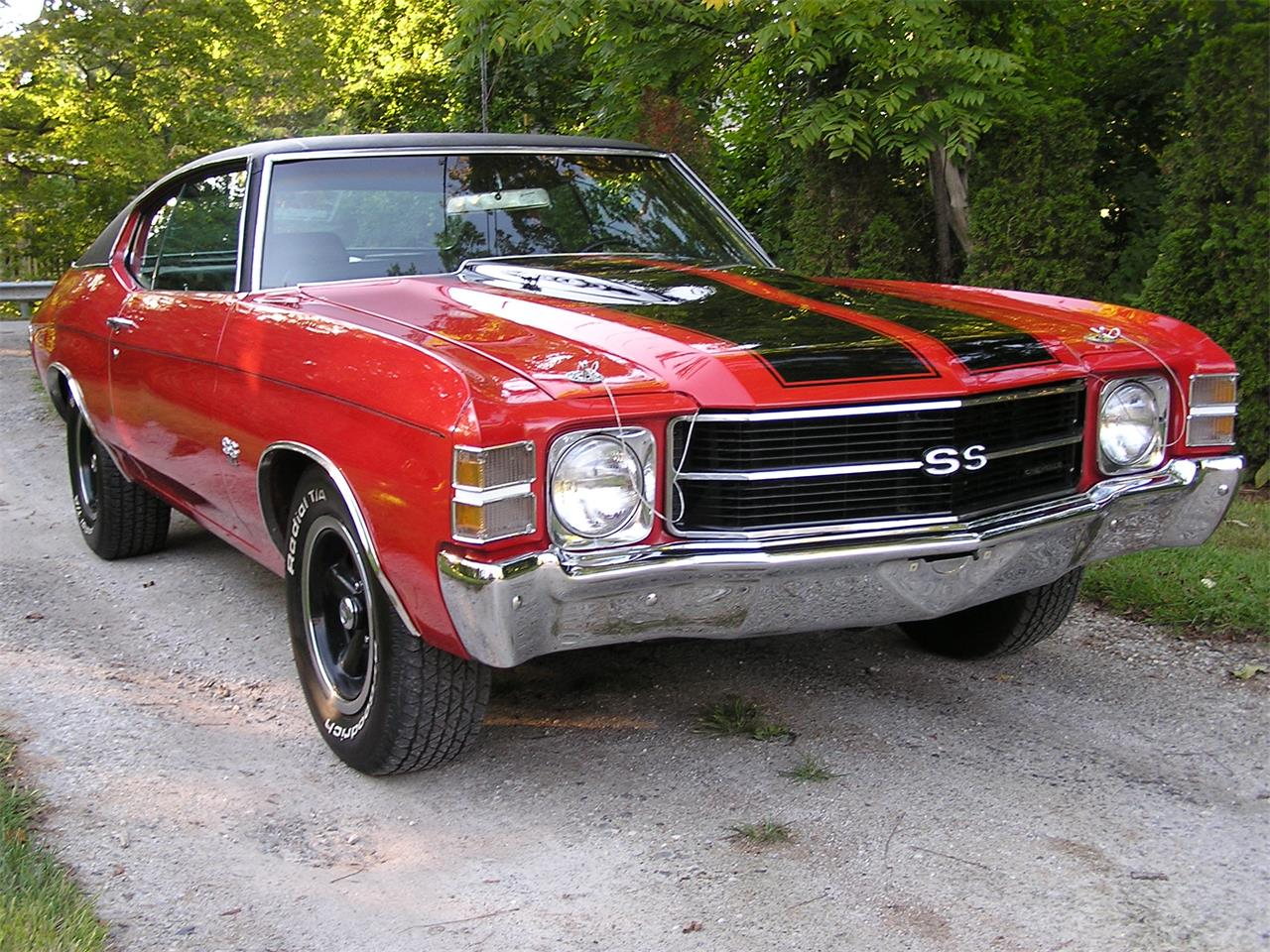 1971 chevrolet chevelle malibu ss for sale classiccars. Black Bedroom Furniture Sets. Home Design Ideas