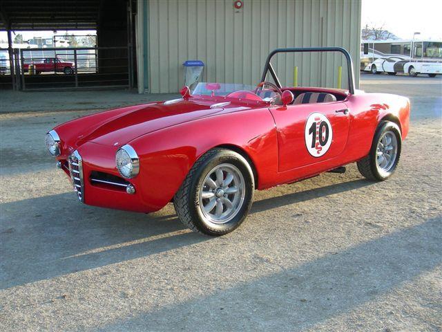 1962 Alfa Romeo Giulietta Spider | 779787