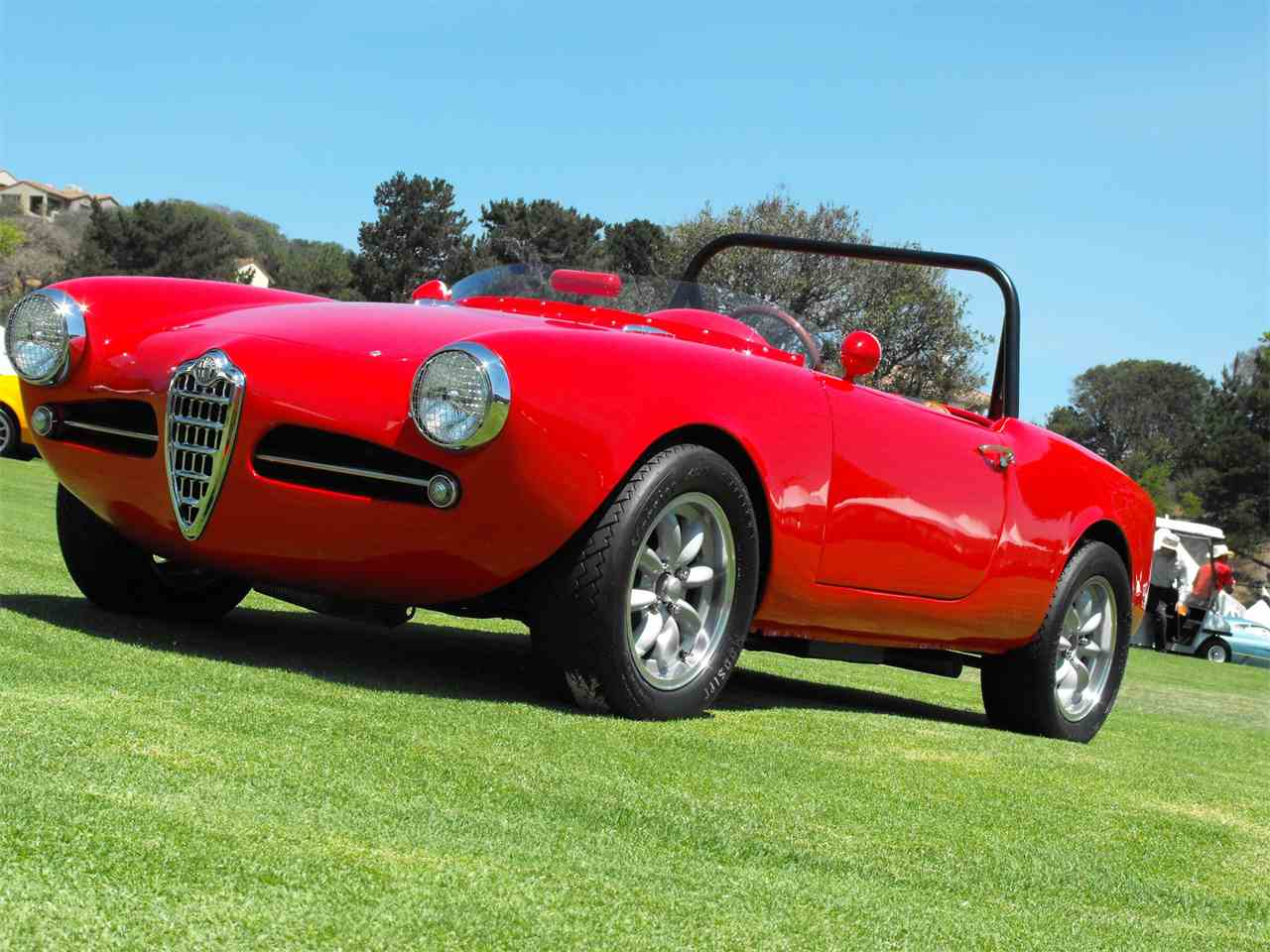 1962 alfa romeo giulietta spider for  | classiccars | cc