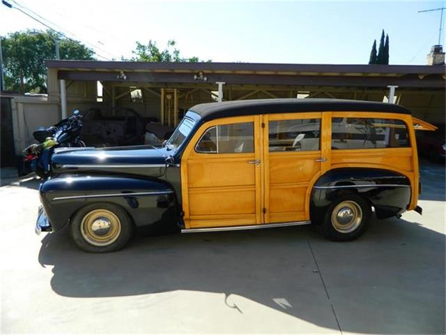 1947 Ford Woody Wagon | 779790