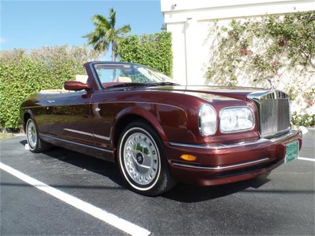 2000 Rolls-Royce Corniche | 779850