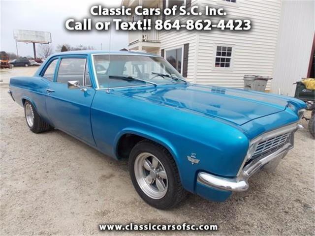 1966 Chevrolet Biscayne | 779879