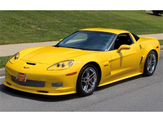 2008 Chevrolet Corvette | 779887