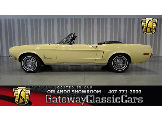 1968 Ford Mustang | 770099