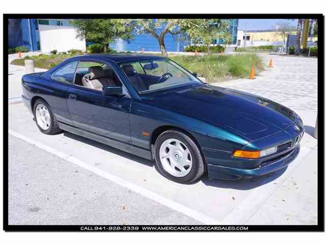 1996 BMW 8 Series | 779926