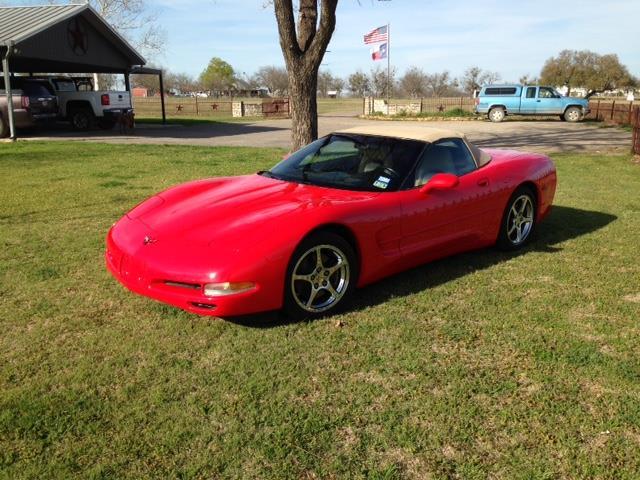 2000 Chevrolet Corvette | 779959