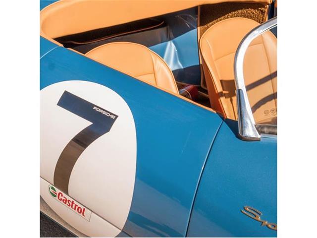 1969 Porsche Spyder   779970