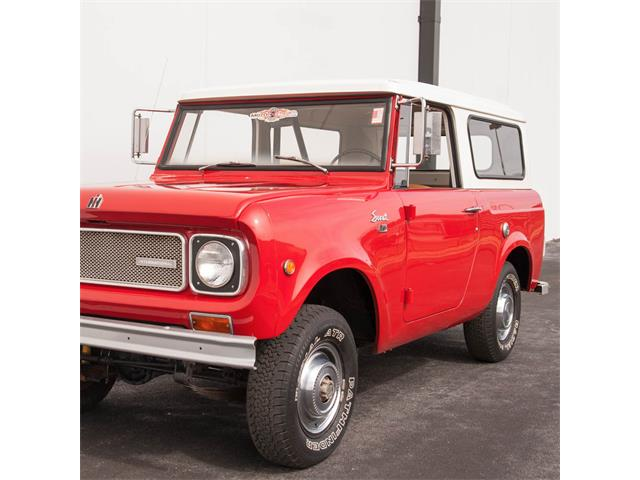 1969 International Harvester Scout | 779971