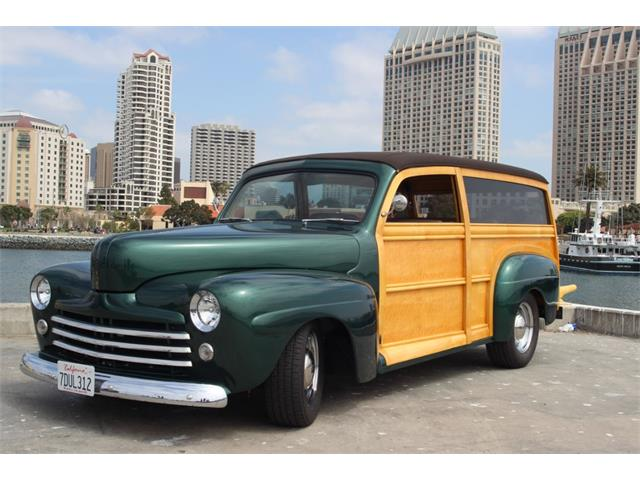 1946 Ford Woody Wagon | 779976