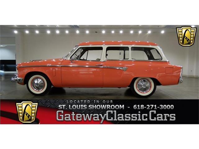 1955 Studebaker Champion Regal Conestoga | 780108