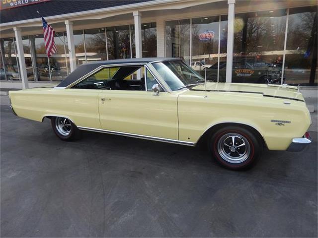 1967 Plymouth GTX | 780163