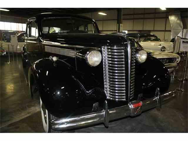 1938 Buick Roadmaster | 780164
