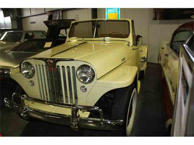 1949 Willys-Overland Jeepster | 780166