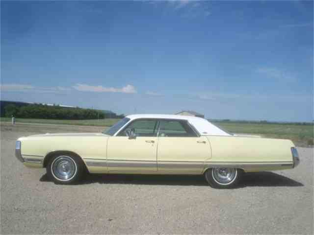 1972 Chrysler New Yorker | 781680