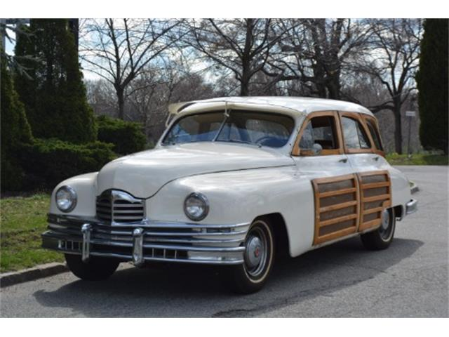 1948 Packard Woody Wagon | 780017
