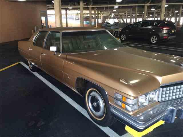 1974 Cadillac Fleetwood 60 Special | 780171